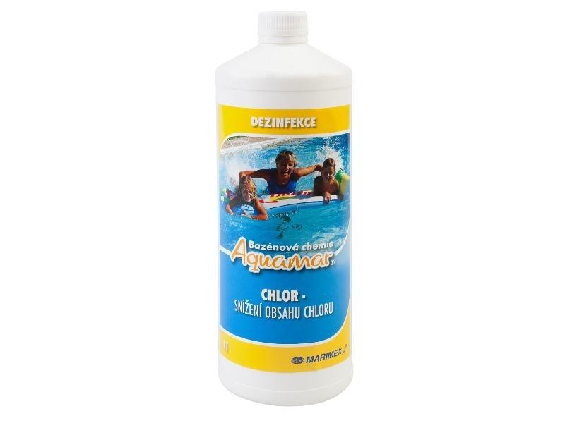 Marimex Aquamar Chlor- 1 l - 11306011