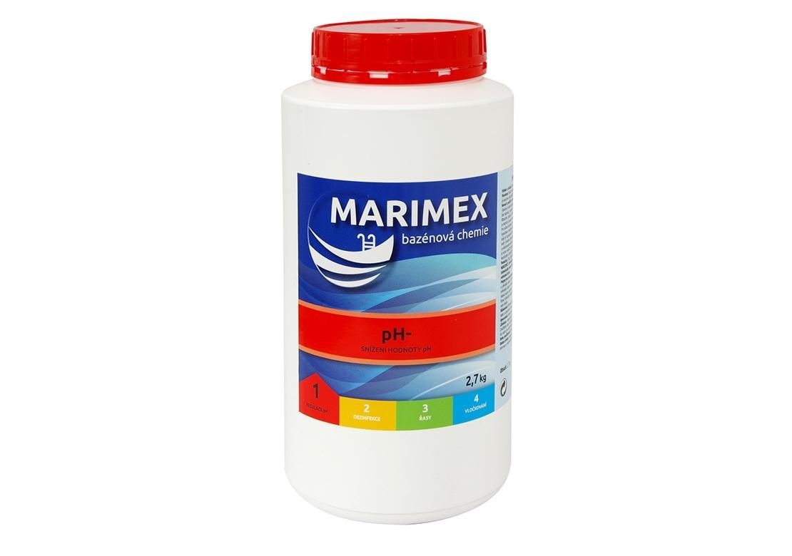 Marimex Aquamar pH- 2,7 kg - 11300107