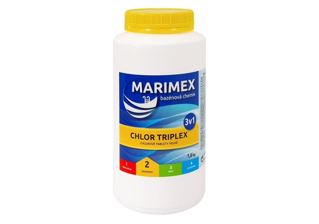 Marimex Aquamar Triplex 1,6 kg - 11301205
