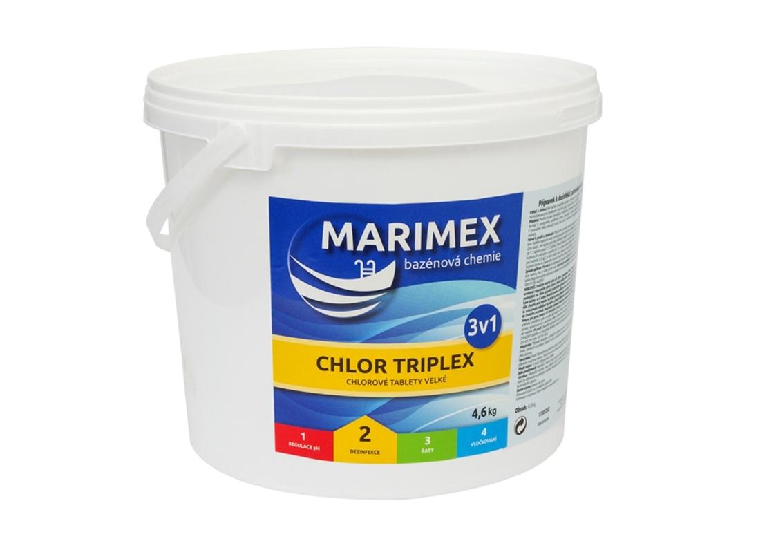 Marimex Aquamar Triplex 4,6 kg - 11301202