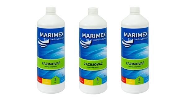 Aquamar Zazimovač 1 l - sada 3 ks