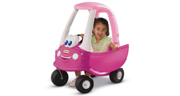 Autíčko Cozy Coupe - růžové