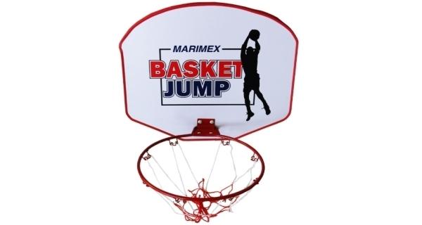 Basketbalový koš k trampolínám Marimex
