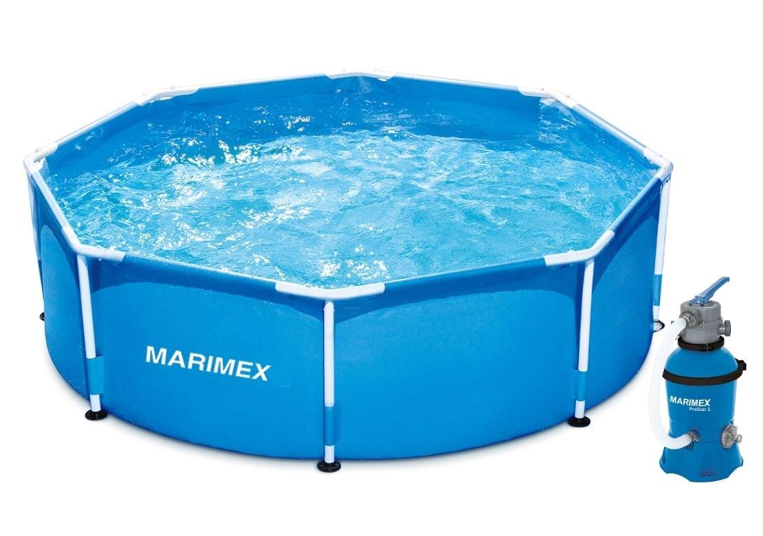 Marimex Bazén Florida 2,44x0,76 m s pískovou filtrací ProStar 2 - 19900099