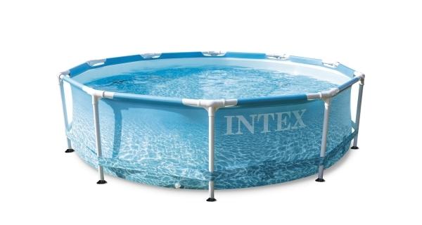 Bazén Florida 3,05x0,76 m bez příslušenství - motiv BEACHSIDE