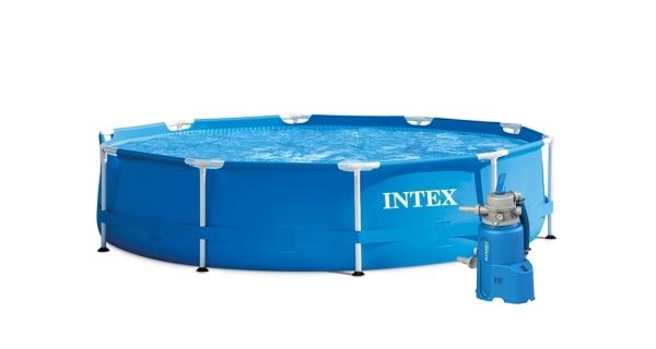 Bazén Florida 3,05x0,76 m s pískovou filtrací