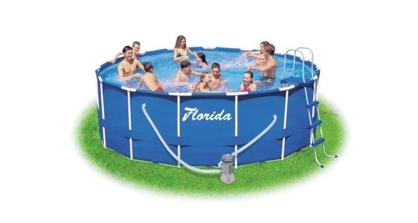 Bazén Florida 3,05x0,76 s kartušovou filtrací