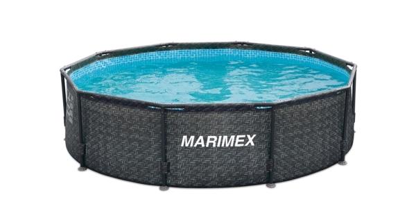Bazén Florida 3,05x0,91 m bez filtrace - motiv RATAN