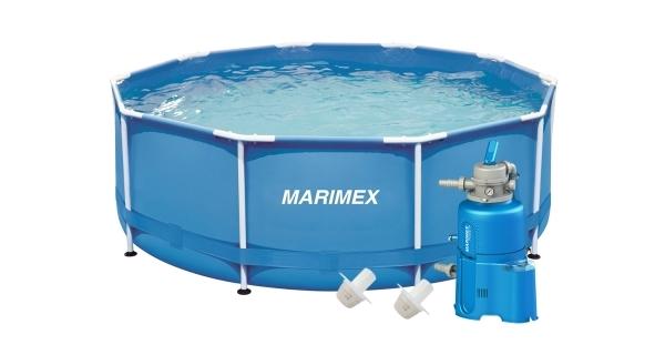 Bazén Florida 3,05x0,91 m s pískovou filtrací