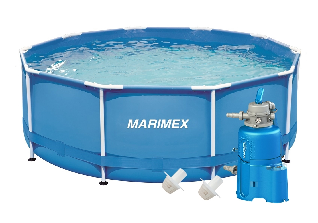 Marimex Bazén Florida 3,05x0,91 m s pískovou filtrací - 19900115