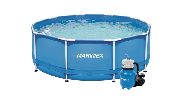 Bazén Florida 3,05x0,91 m s pískovou filtrací Prostar 3