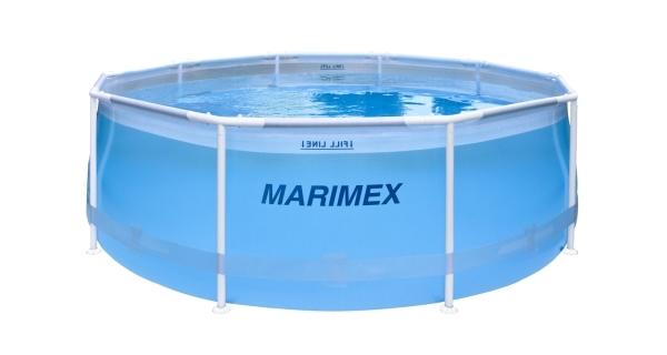 Bazén Florida 3,05x0,91m bez příslušenství - motiv transparentní