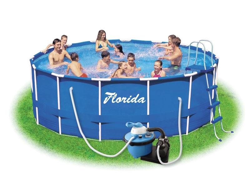 Marimex Bazén Florida 3,66x0,76 m s pískovou filtrací ProStar 4 - 10340100
