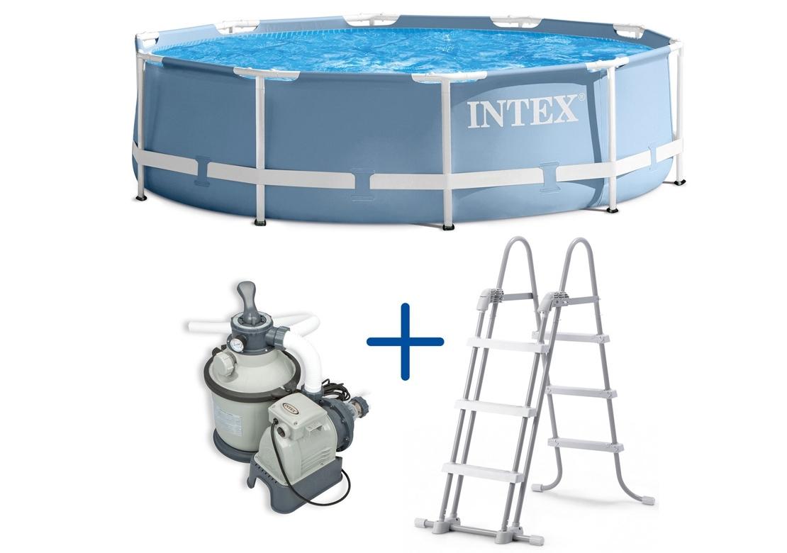 Marimex Bazén Florida 3,66x0,99 m. PRISM s pískovou filtrací - 10340200