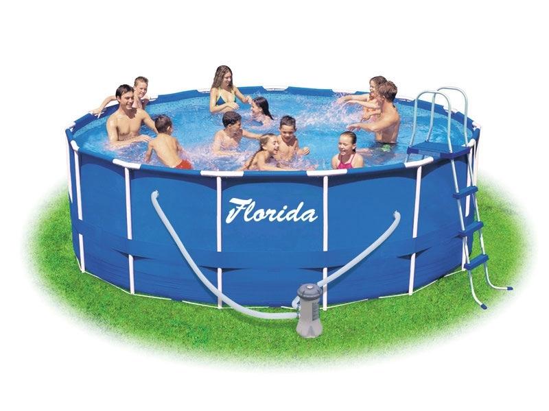 Marimex Florida 3,66 x 0,99 m - bazén, schůdky, kartušová filtrace 2m/h