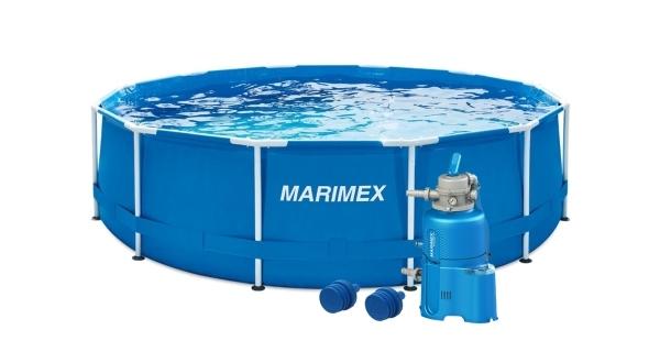 Bazén Florida 3,66x0,99 m s pískovou filtrací