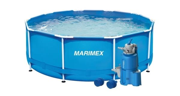 Bazén Florida 3,66x1,22 m s pískovou filtrací