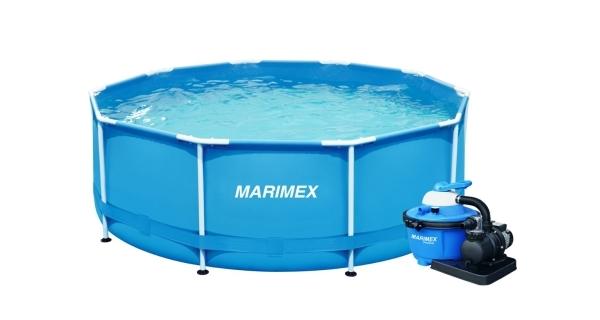 Bazén Florida 3,66x1,22 m s pískovou filtrací ProStar 6