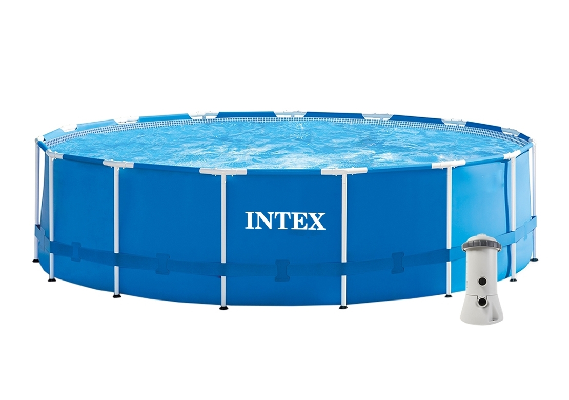 Intex Metal Frame Set 457 x 122 cm 28242