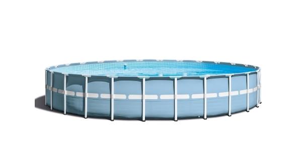 Bazén Florida 7,32 x 1,32 m. s kartušovou filtrací