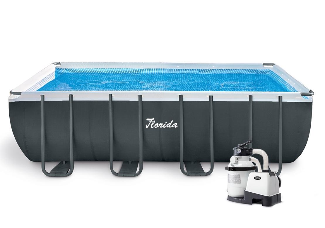 Marimex Bazén Florida Premium 2,74x5,49x1,32 m s pískovou filtrací Sand 4 - 10340050