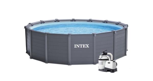 Bazén Florida Premium Dakota 4,78x1,24 m s pískovou filtrací