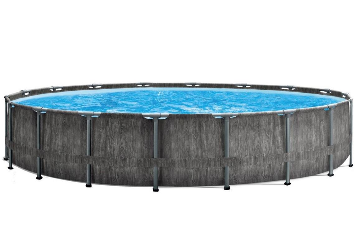 Marimex Bazén Florida Premium Greywood 4,57x1,22 m + filtrace a příslušenství - 10340250