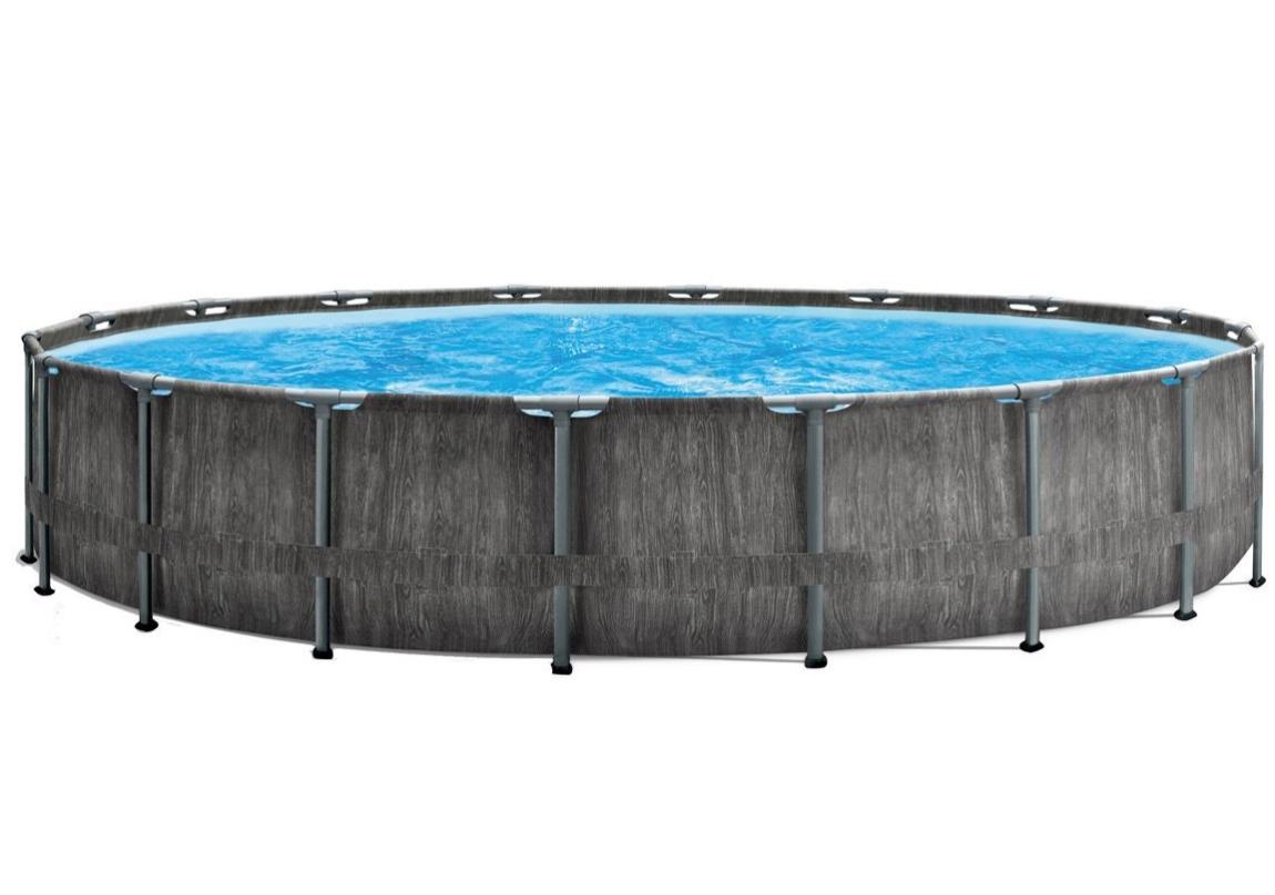Marimex Bazén Florida Premium Greywood 5,49x1,22 m + filtrace a příslušenství - 10340251