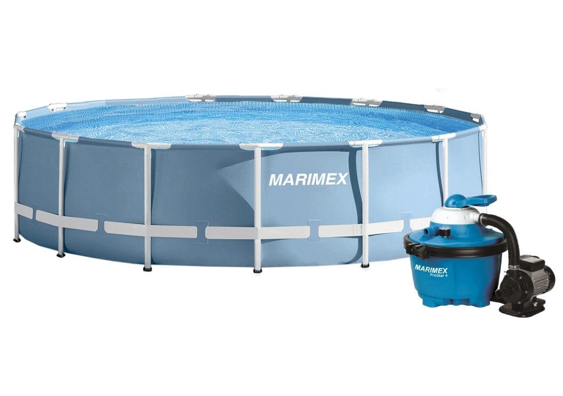 Marimex Bazén Florida Prism 3,66x0,99 m s pískovou filtrací ProStar 4 - 19900098