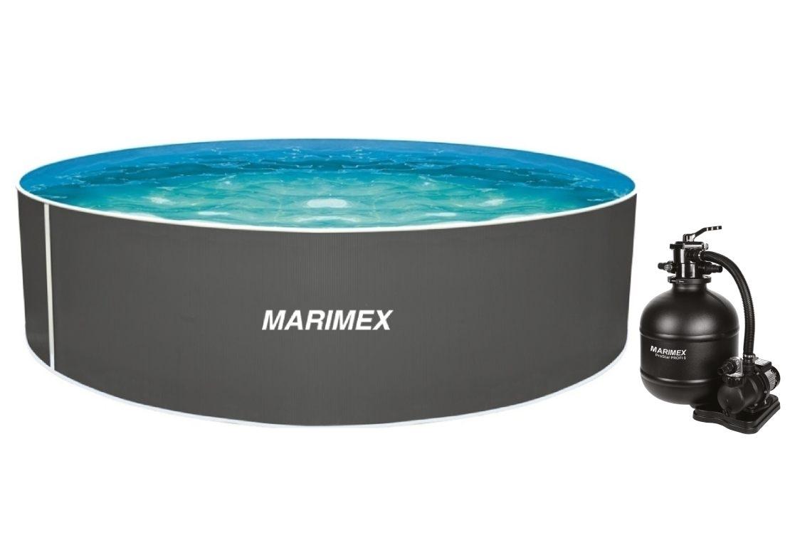 Marimex Bazén Marimex Orlando Premium 5,48x1,22 m s pískovou filtrací ProStar Profi 8 - 19900102