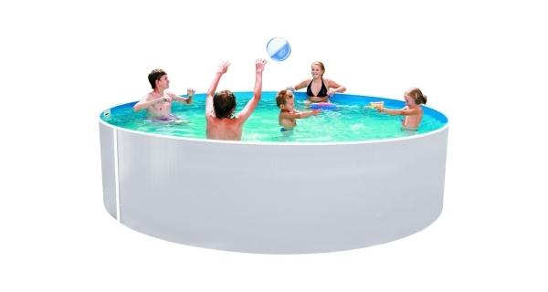 Bazén Orlando 3,66x0,91 m. (bílé) bez filtrace a příslušenství