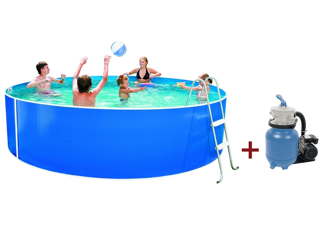Marimex Bazén Orlando 3,66x0,91 m s pískovou filtraci ProStar 3 - 10300017