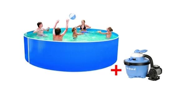 Bazén Orlando 3,66x0,91 m s pískovou filtrací  ProStar 4  a příslušenstvím