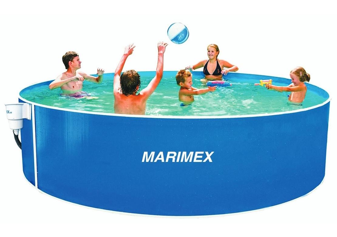 Marimex Bazén Orlando 3,66x0,91 m se skimmerem Olympic - 10340197
