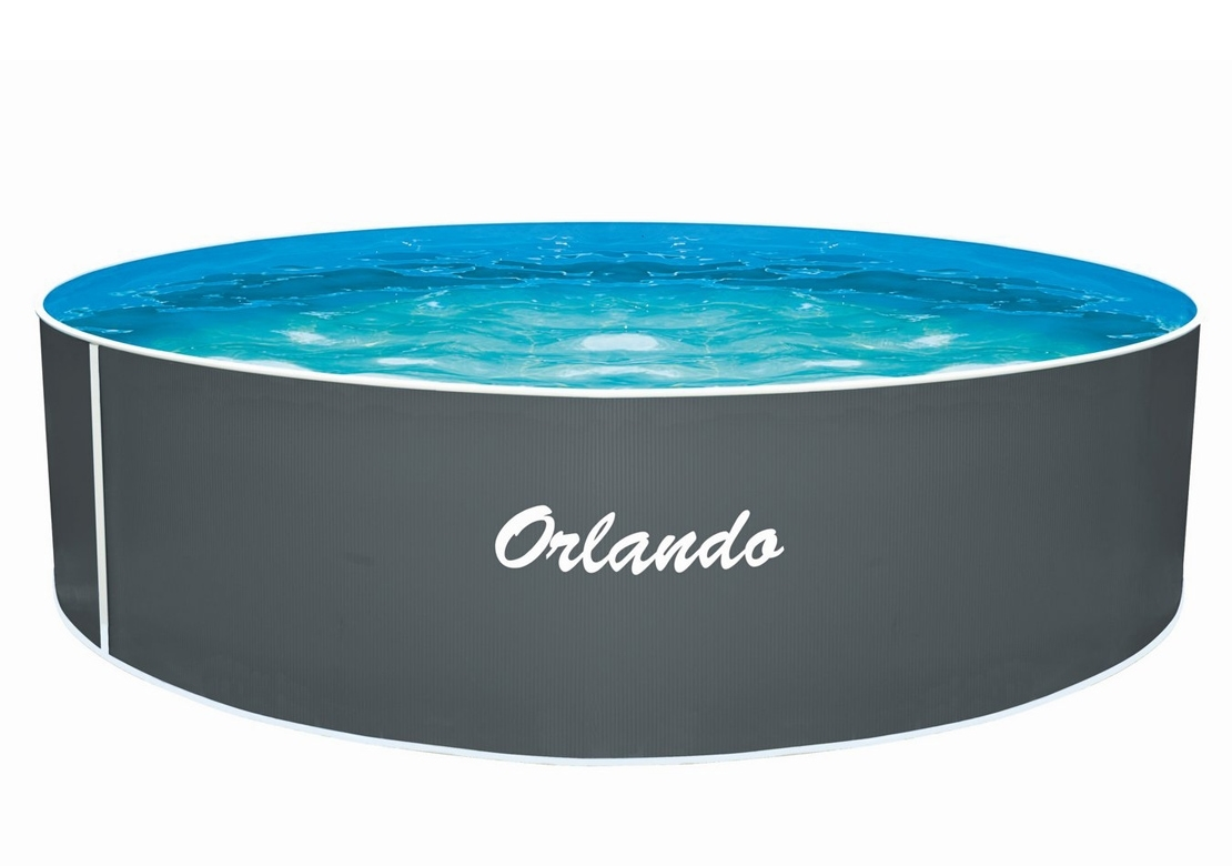 Marimex Bazén Orlando 3,66x1,07 m. bez příslušenství - 10340194 + dárek v hodnotě 299 Kč ZDARMA do 18.6.2018