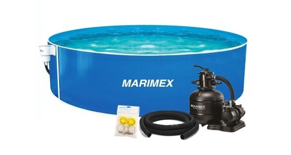 Bazén Orlando 4,57x1,07 m s pískovou filtrací a příslušenstvím