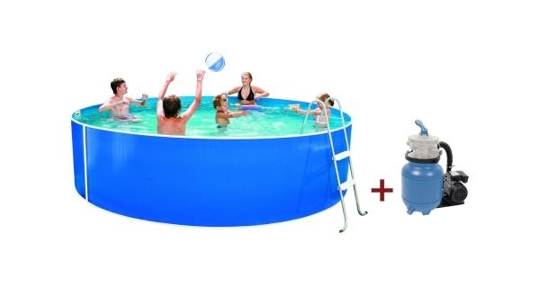 Bazén Orlando 4,57x1,07 m s pískovou filtrací ProStar 3