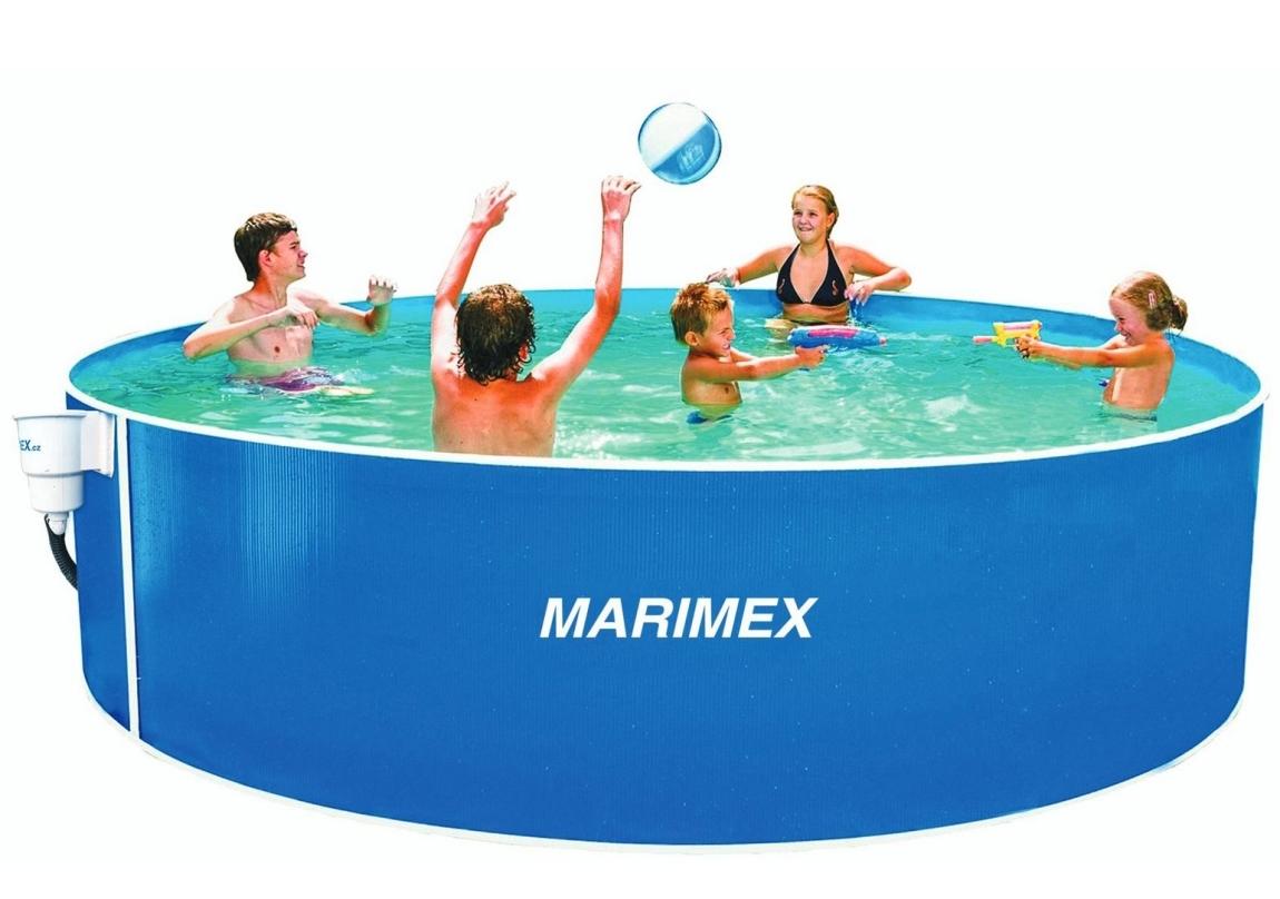 Marimex Bazén Orlando 4,57x1,07 m + skimmer Olympic - 10340198