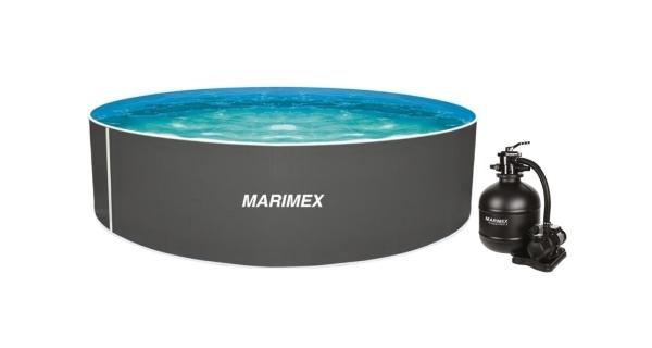Bazén Orlando Premium 5,48x1,22 m s pískovou filtrací a příslušenstvím