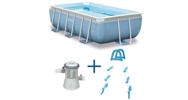 Bazén Tahiti 1,75 x 3,00 x 0,80 m. s kartušovou filtrací