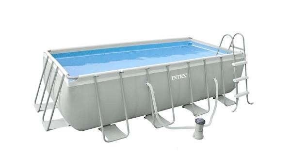 Bazén Tahiti 2,0 x 4,0 x 1,0 m s kartušovou filtrací