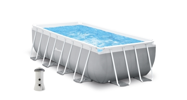 Bazén Tahiti 2,00x4,00x1,00 m  s kartušovou filtrací