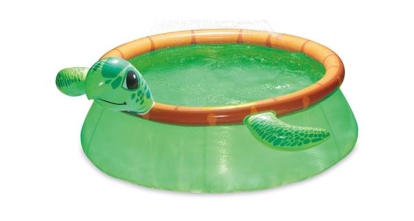 Bazén Tampa 1,83 x 0,51 m bez filtrace - motiv Želva