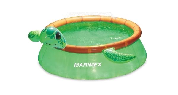 Bazén Tampa 1,83x0,51 m bez příslušenství - motiv Želva