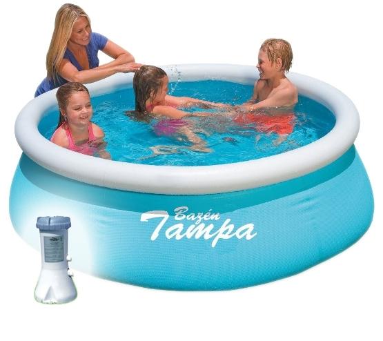 Marimex Bazén Tampa 1,83x0,51 m s kartušovou filtrací - 10340139