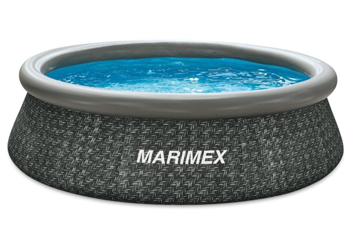 Marimex Bazén Tampa 3,05x0,76 m bez filtrace - motiv RATAN - 10340249