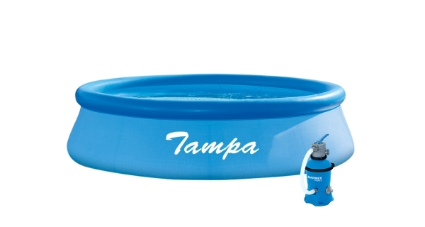 Bazén Tampa 3,05x0,76 m s pískovou filtrací ProStar 2