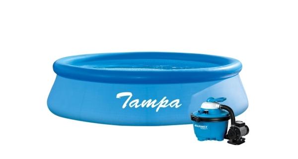 Bazén Tampa 3,05x0,76 m s pískovou filtrací ProStar 4