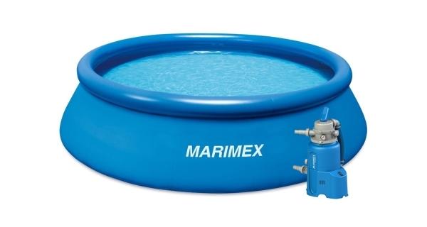 Bazén Tampa 3,66x0,91 m s pískovou filtrací