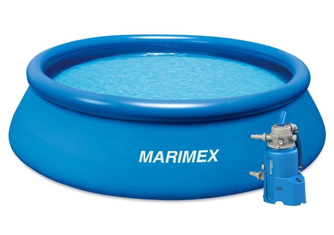 Marimex Bazén Tampa 3,66x0,91 m s pískovou filtrací - 10340132
